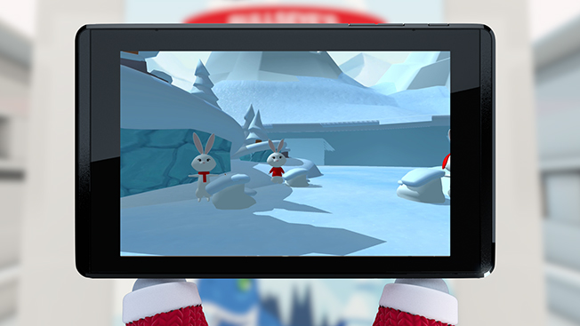 Target Turns Its Stores Into One Big Mobile Game for the Holidays