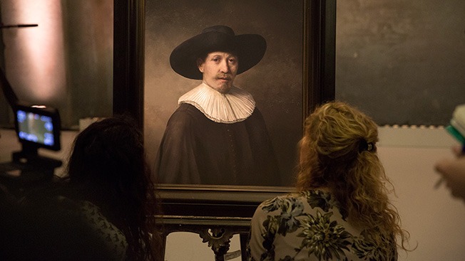 JWT's 'The Next Rembrandt' Wins Two Grand Prix at Cannes, in Cyber and Creative Data