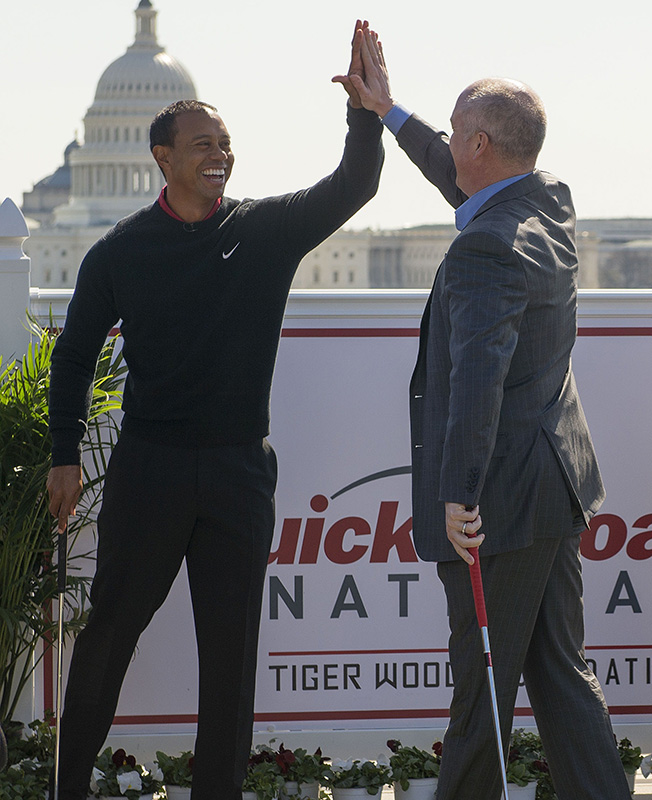 Tiger Woods Earns 83 Times More Money Endorsing Things Than Playing Golf