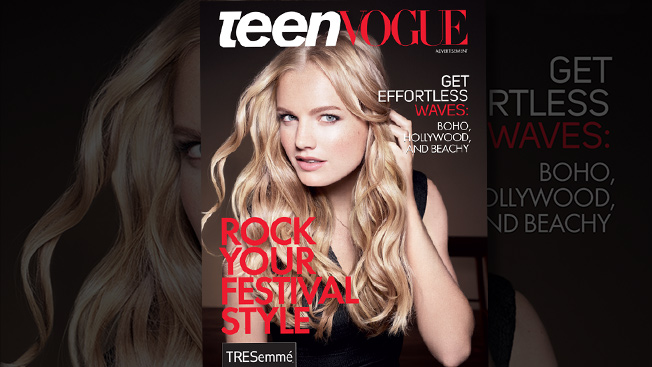 Teen Vogue Debuts Condé Nast's First Sponsored Cover Ad – Adweek