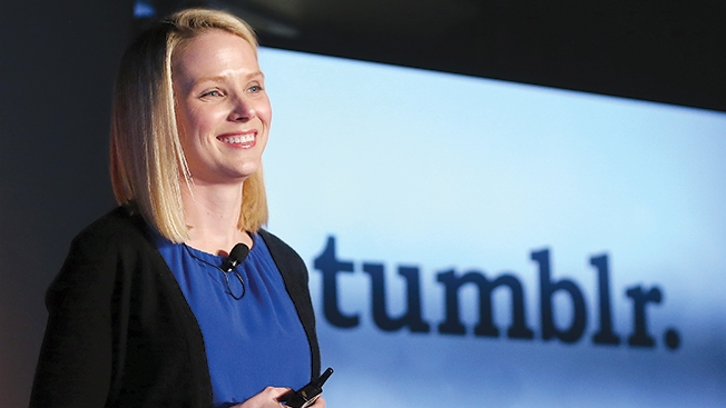 Yahoo's Mayer Sees Mobile Ads Following Search Business