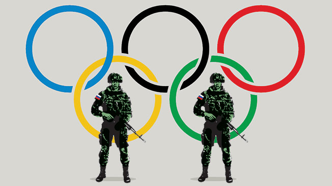 Most News Organizations Are Using Security Contractors to Help Keep Their Teams Safe in Sochi