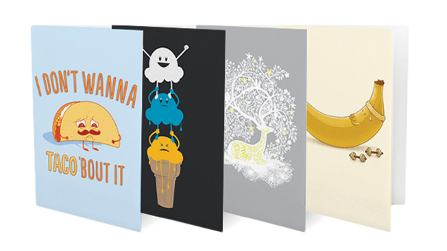 A Social Spin On Greeting Cards