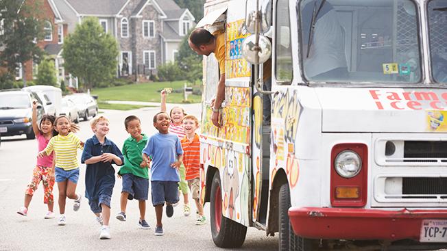 Uber Orders Ice Cream Trucks in 33 Cities