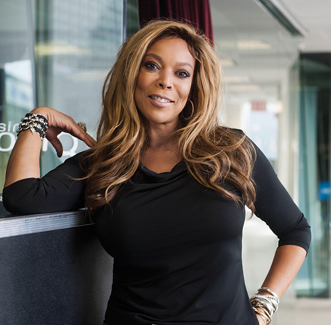 Talk Show Queen Wendy Williams Cops to Getting a Little ...