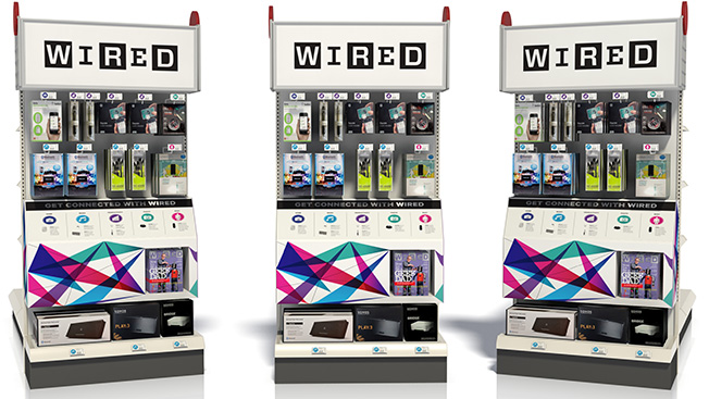 Target to Sell Wired-Endorsed Products