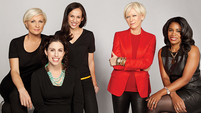 a candid conversation with 5 women leaders of advertising