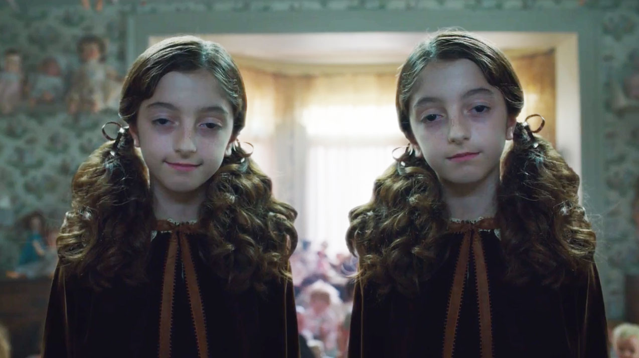 ad of the day: happy halloween! here are some very creepy ads for