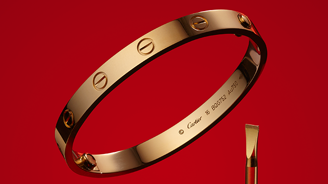 How Cartier S Love Bracelet Went From 70s Status Symbol To A Millennial Must Have Adweek