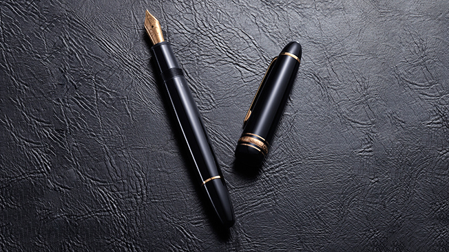 5a89c196bf1a9 Meet the $935 Pen That Turns a Scribble Into a Status Symbol – Adweek