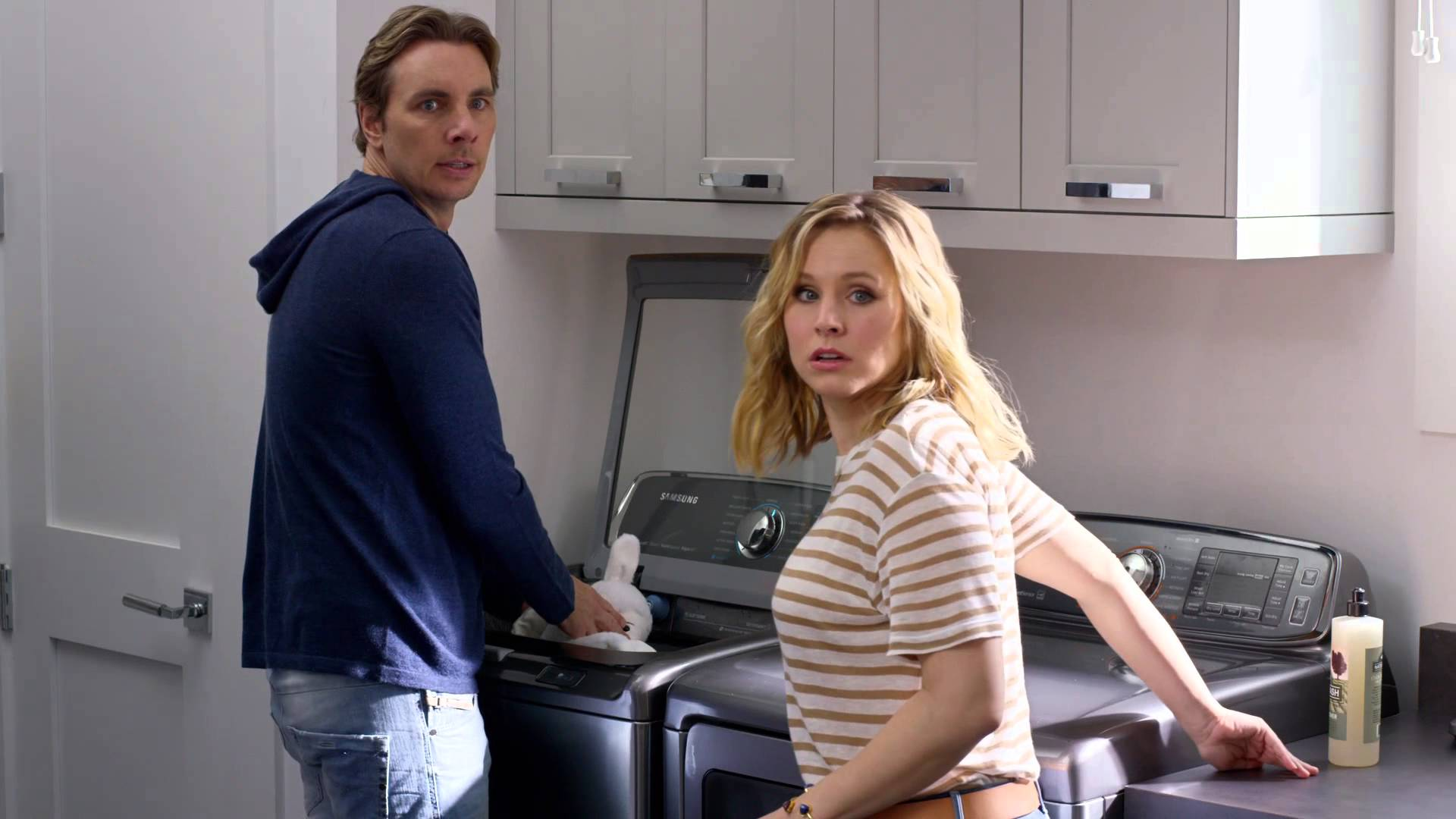 Kristen Bell Dax Shepard Kill You With Cuteness In Their