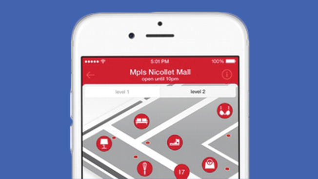 Target's New App Steers You to the Right Aisle for Black ... on real estate app, employment app, mall maps windows phone 8,
