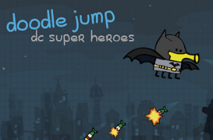 Doodle Jump Dc Super Heroes Launches On Ios Adweek
