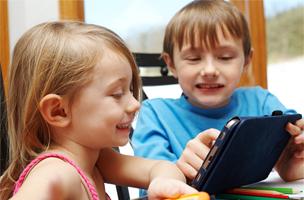 children online