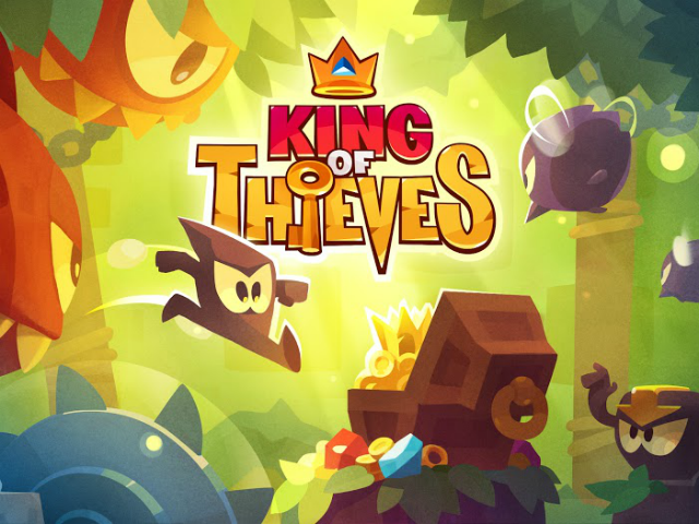 Cut The Rope Developer Zeptolab Has Announced The Release Of King Of Thieves A Multiplayer Dungeon Building Game On Ios Devices