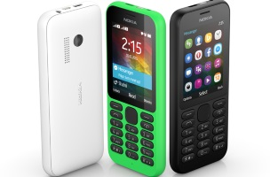 Facebook, Messenger Pre-Installed on New Nokia 215, Nokia 215 Dual
