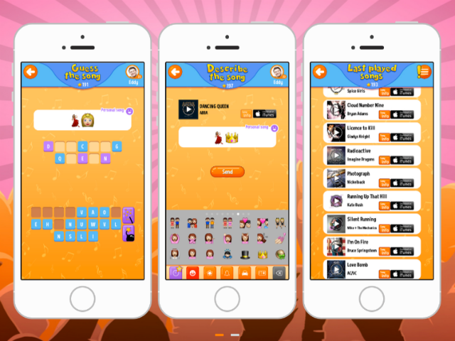 Music Quiz Game Emoji Stars Launches On Ios Adweek