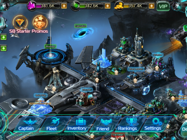 Galaxy Games Online Free
