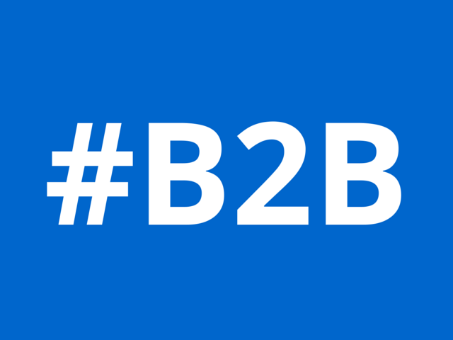 92% of B2B Marketers Use Social Media to Share Content