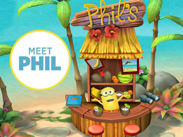 Ea Announces Minions Paradise For Mobile Adweek