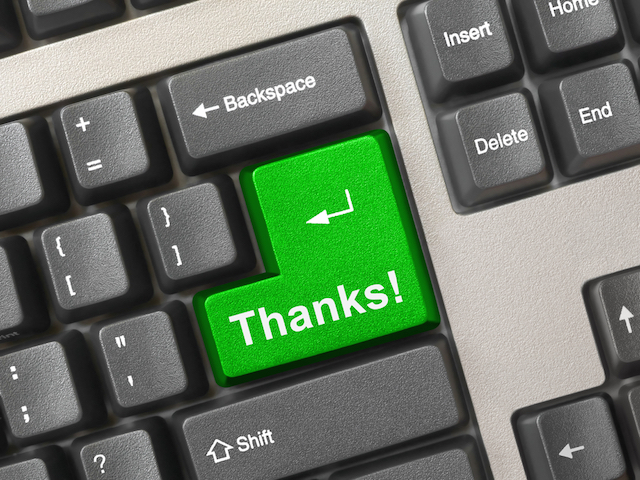 7 ways to say thank you on twitter adweek