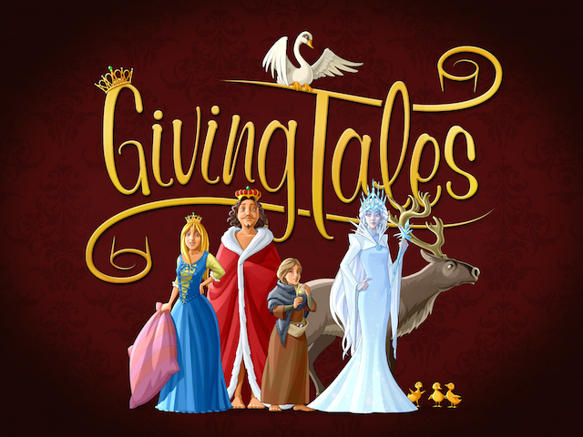 givingtales children s storybook app launches with famous narrators
