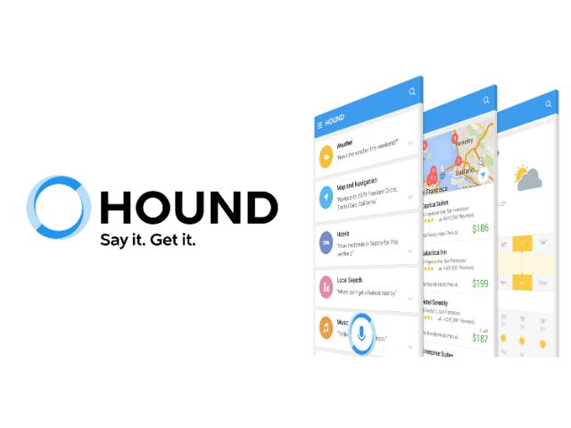 SoundHound Unveils Hound Voice Recognition Platform