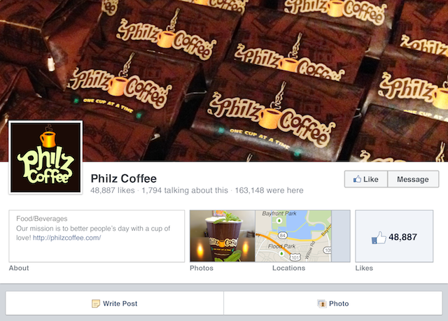 Can a Facebook Page Replace a Small Business Website? – Adweek
