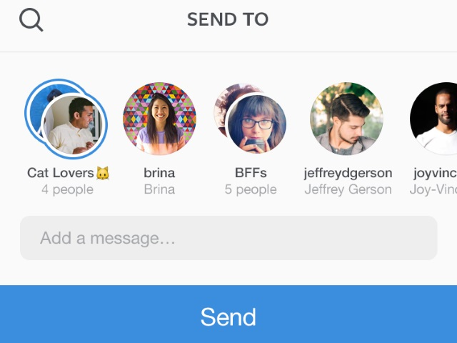 Instagram Direct Messaging Features Get Significant Update – Adweek