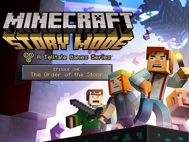 Minecraft Story Mode Episode 1 Launches On Mobile Adweek