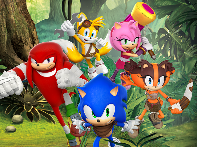 SEGA's Sonic Dash 2: Sonic Boom Races Onto IOS