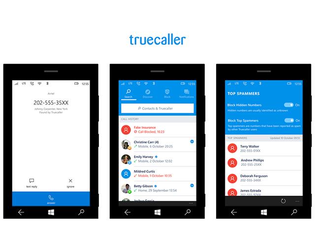Truecaller Updates Windows Phone App With Improved Call Blocking