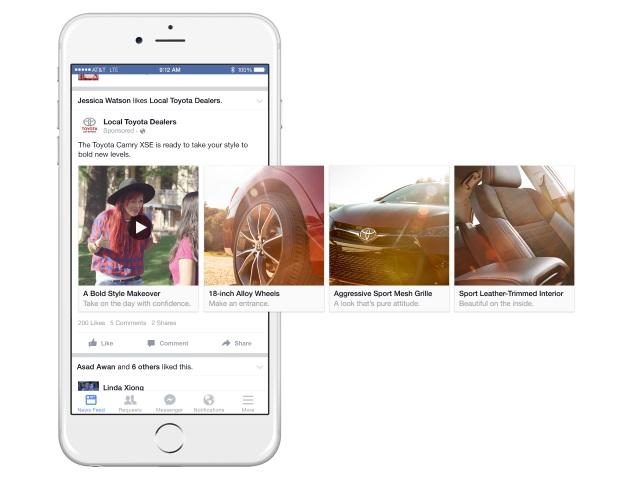 Image result for facebook ads creative