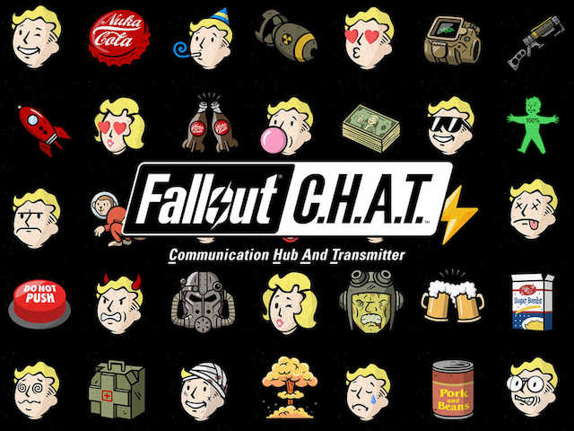 Bethesda Launches Fallout Chat Keyboard App on iOS, Android