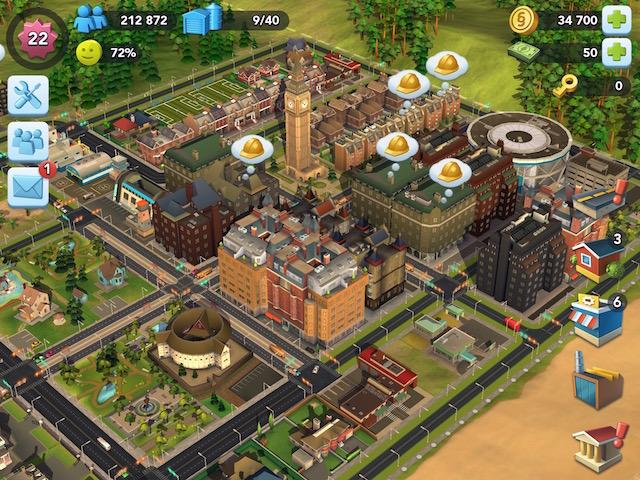 SimCity BuildIt Receives London Town Update – Adweek