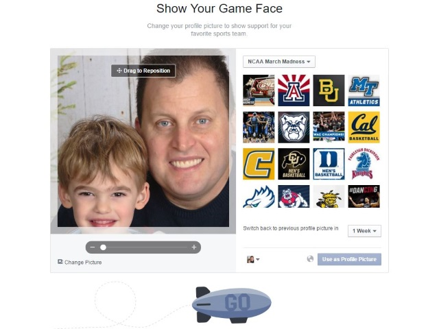 Facebook Catches March Madness – Adweek