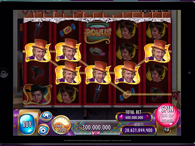 Slots mobile games