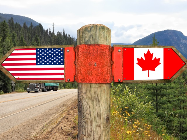 moving to canada tweets and super tuesday study adweek