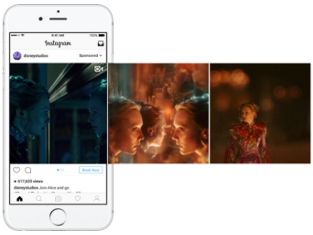 Instagram Video Carousel Ads Now Available To All
