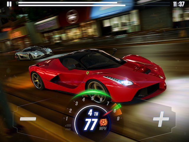 Zynga Launches CSR Racing 2 on iOS, Android – Adweek
