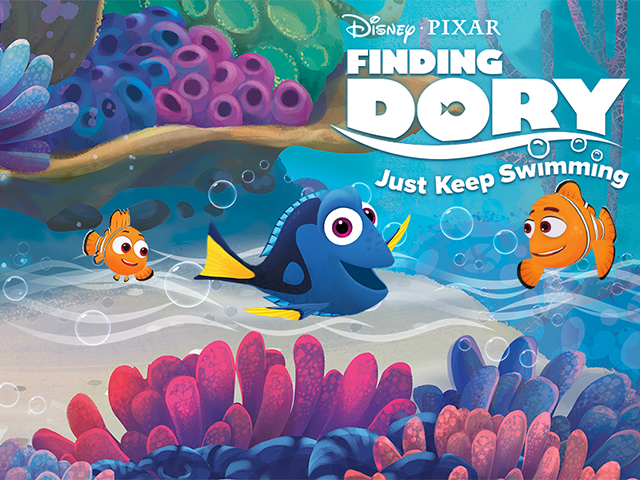 finding dory splashes into disney mobile games apps adweek