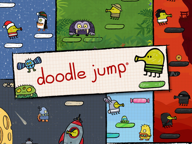 Doodle Jump – Lima Sky