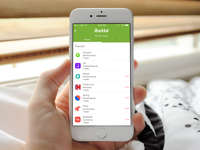 Ibotta Cash-Back Platform Now Rewards Users for Shopping in