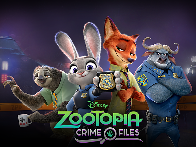 disney launches zootopia crime files hidden object on mobile adweek