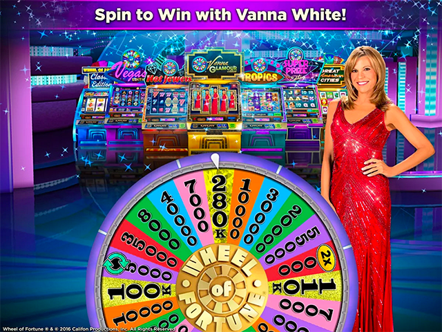 Wheel of fortune slot game app promotion casino lac leamy