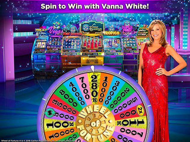 Wheel of fortune slot game app best mobile gambling apps