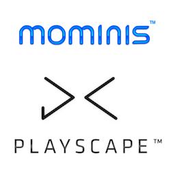 Mominis PlayScape logo