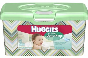 huggies cleans up claims of glass in its baby wipes adweek