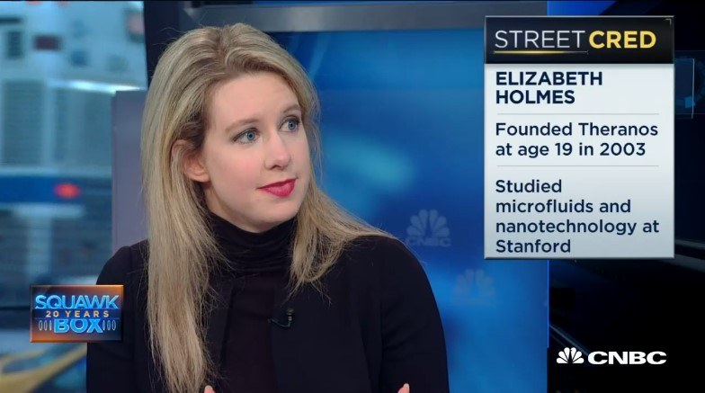 Is Theranos' Elizabeth Holmes Really Winning the PR War