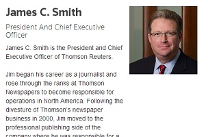 Thomson Reuters CEO Gets an Earful from Newspaper Guild – Adweek
